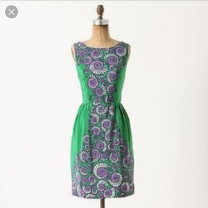 Anthropologie Sariah Conspicuous Shell Dress 2